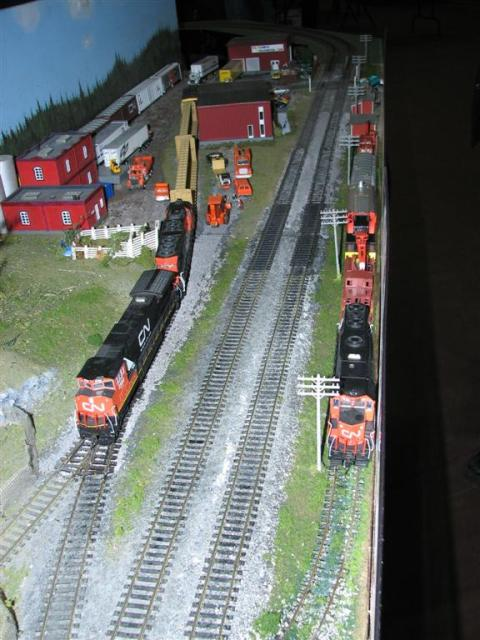 Saint John model railroad show pictures