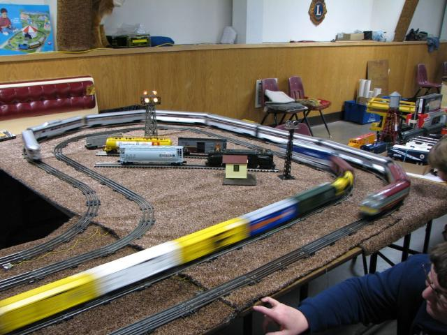 Photos from November Quispamsis Train Show