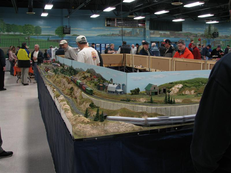 Dartmouth Model Train Show