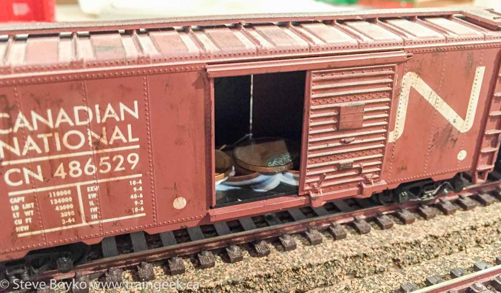 Boxcar with Coin Weights