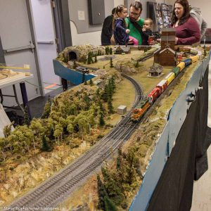Winnipeg Model Railroad Club 2017 Open House
