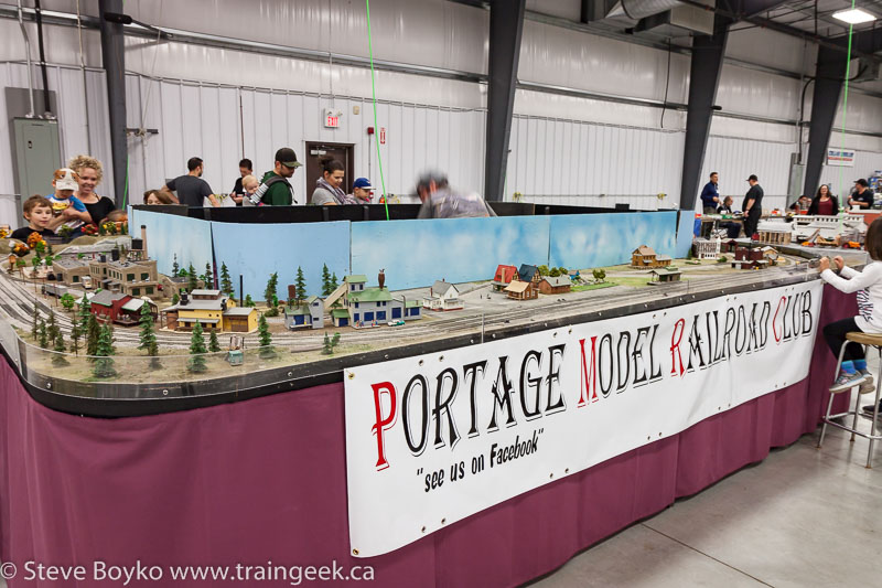 The Portage Model Railway Club