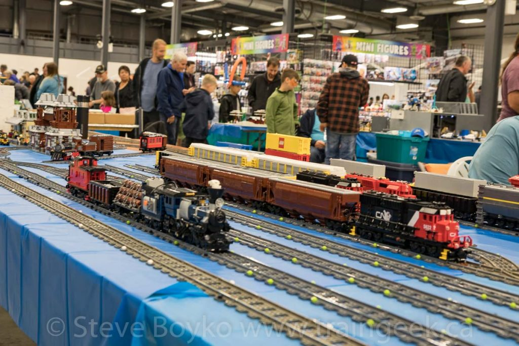 Lego Train Models